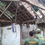 PENATAAN KOTA SOLO : 7 Rumah di Bantaran Sungai Bengawan Solo Dibongkar