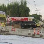 MUDIK LEBARAN 2017 : Pintu Tol Klodran Lebih Ramai Ketimbang Ngasem