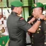 MUTASI TNI : 3 Danrem dan 4 Pejabat Kodam IV/Diponegoro Diganti
