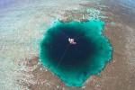 Sinkhole atau lubang runtuhan terdalam yang terletak di Laut Tiongkok Selatan (Dailymaila)