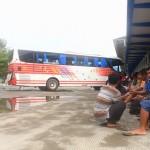 MUDIK LEBARAN 2016 : Penumpang Kecele Tiket Bus Pacitan-Jakarta Masih Mahal