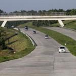 TOL SOLO-KERTOSONO : Jalan Tol Soker Mulai Ditutup