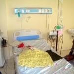 KISAH TRAGIS : Bayi Umur 3 Bulan Berjuang Hidup Dengan Selang Oksigen dan Infus