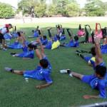 PIALA SURATIN 2016 : Tidak Kebagian Lapangan, Persis Jr Gagal Latihan