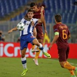 AS Roma vs FC Porto  (REUTERS/Max Rossi)