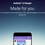 Android 7.0 Nougat resmi meluncur. (Android.com)