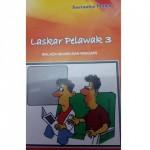 Cover Laskar Pelawak Petualangan Mukidi penulis Soetantyo (Istimewa/Facebook)
