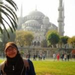Dwi Puspita Ari Wijayanti, WNI di yang turut ditangkap penguasa Turki. (Googgle+)