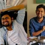 Fizan Patel bulan madu ditemani foto istri. (Mirror.co.uk)