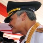 PILKADA 2018 : Sebelum Cuti, Ganjar Lantik 5 Penjabat Kepala Daerah
