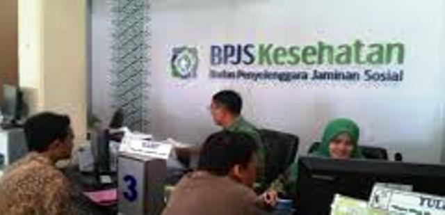 Ilustrasi pelayanan di kantor BPJS Kesehatan. (JIBI/Solopos/Antara)