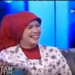 Istri Tukul Arwana, Susiana (Youtube)