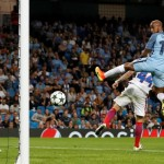 Manchester City vs Steaua Bucharest (Reuters/Carl Recine)
