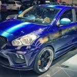 Modifikasi Datsun Go Signal Kustom di GIIAS 2016. (Instagram.com)