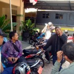 PKL SRAGEN : KTP Disita, PKL Jl. Veteran Protes ke Satpol PP