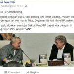 MOTOGP DI INDONESIA: Arsitek Red Bull Ring Bakal Garap Sirkuit Jakabaring?