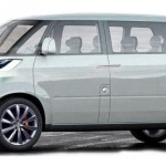 MOBIL TESLA: VW Combi Jadi Inspirasi Tesla Ciptakan MPV Listrik