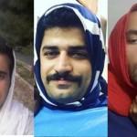 Pria Iran berjilbab sebagai bentuk protes. (Metro.co.uk)