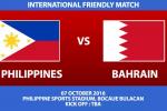 PIALA AFF 2016 : Pesaing Timnas Indonesia, Filipina Pilih Uji Coba Lawan Bahrain