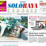 Solopos Hari Ini Halaman Soloraya Selasa (23/8/2016)