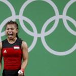 OLIMPIADE 2016 : Sri Wahyuni Raih Medali Perak, Jokowi: Rakyat Indonesia Bangga