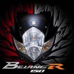 Suzuki Belang 150R. (Suzuki.com.my)