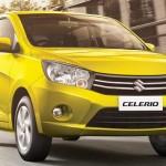 Suzuki Celerio. (Auto.ndtv.com)