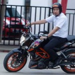 SEPEDA MOTOR KTM: Banting Harga di GIIAS, KTM Malah Diprotes