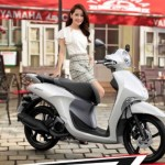 Yamaha Janus 125. (Yamaha-motor.com.vn)