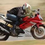 Yamaha YZF-R15. (Topgear.com)