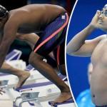 Atlet renang asal Ethiopia yang dijuluki ikan paus. (Istimewa)