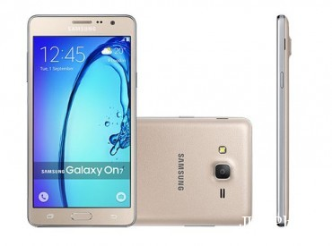 Samsung Galaxy On7. (Istimewa)