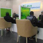 Pelayanan di kantor BPJS Ketenagakerjaan DIY, Senin (15/8/2016). (Bernadheta Dian Saraswati/JIBI/Harian Jogja)