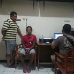 PENCURIAN TRENGGALEK : Polisi Tangkap Pelaku Curat Hingga di Kalimantan