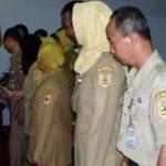 MUTASI PEJABAT : Gubernur Ganjar Lantik 49 Pejabat Eselon IV