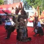 HUT RI : Membumikan Lurik Klaten Lewat Karnaval