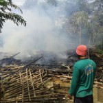 kondisi rumah warga Karanggede yang terbakar, Senin (8/8/2016). (JIBI/Solopos/Istimewa)