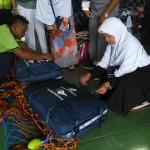 HAJI 2016 : 13 Koper Berisi Uang Puluhan Juta Dibongkar