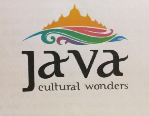 Logo Java digunakan sebagai brand destinasi wisata Jateng-DIY (Istimewa)