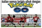 DEMAM POKEMON GO : Tim Indonesia U-15 Juara Dunia di Swedia, Tahukah Kamu?