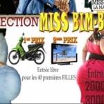 Miss Bim Bim, lomba pantat besar di Burkina Faso yang menuai protes. (Istimewa)