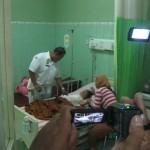KISAH TRAGIS : Duh, Hendak Dimandikan, Anak Balita Asal Wonogiri Tercebur di Ember Air Panas