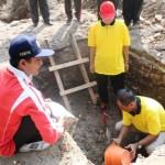 PEMKAB KARANGANYAR : Bupati Berharap Pembangunan Gedung Perpustakaan Cepat Selesai