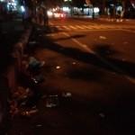 HUT RI : Kemeriahan Festival Rontek Sisakan Sampah dan Tanaman Rusak