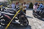 Sebagian besar orang tua murid mulai mengambil sepeda motor yang disita sebagai hasil razia pelajar,Polres Kulonprogo, Wates, Kamis (11/8/2016). (Sekar Langit Nariswari/JIBI/Harian Jogja)