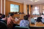 Diskusi strategi membangun infrastruktur telekomunikasi untuk pemerataan pembnagunan dan kemajuan negeri di Ruang Multimedia Gedung Pusat UGM, Sleman, Jumat (26/8/2016).(Kusnul Isti Qomah/JIBI/Harian Jogja)