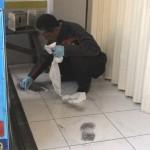 PENCURIAN KARANGANYAR : 2 Pelaku Bobol Indomaret, Rokok Dikuras Habis, Uang Tunai Aman