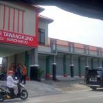 INFRASTRUKTUR SUKOHARJO : Pedagang Pasar Tawangkuno Desak Pemkab Percepat Penataan