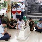 TNI AD : Ratusan Pasukan dari 3 Matra DIY Kumpul di Kusumanegara, Ada Apa?