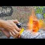 VIDEO UNIK YOUTUBE : 4 Trik Sederhana Sulap Korek Api